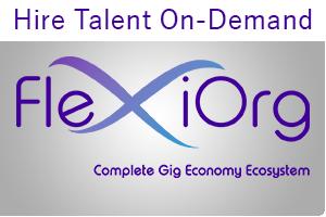 FlexiOrg Logo Image