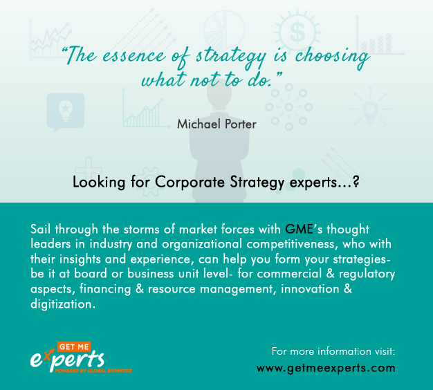 get me experts corporate strategy teaser