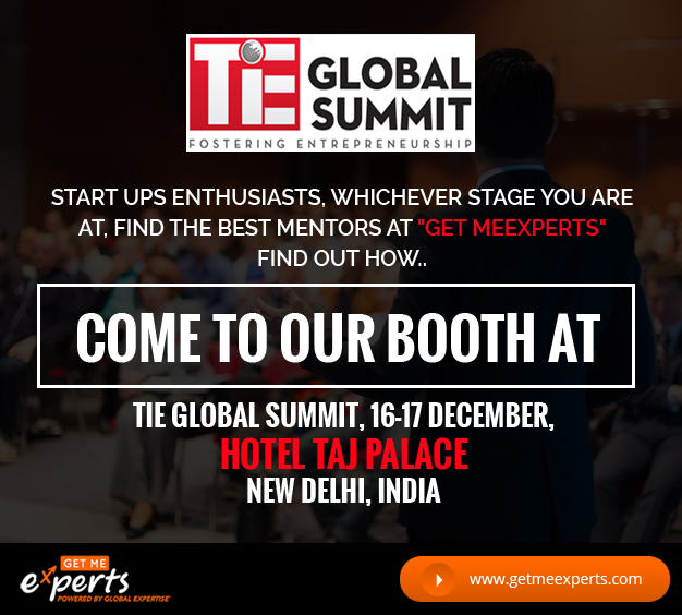 GME TiE Global Summit, New Delhi